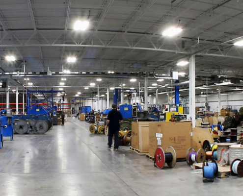 349 Lake Road Equity Industrial Partners